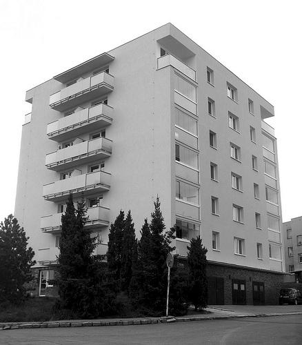Novostavby Praha